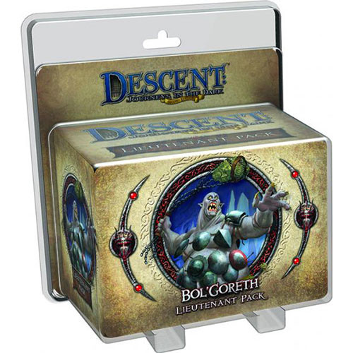 Descent: Journeys in the Dark (2nd edition) - Bol'Goreth the Troll Lieutenant Pack (NewArrival)