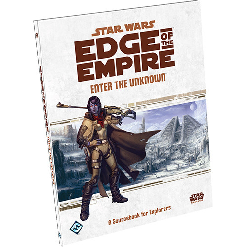 Star Wars: Edge of the Empire RPG - Enter the Unknown (NewArrival)