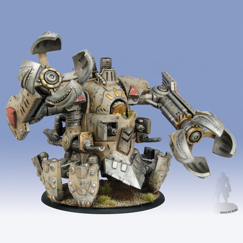 Mercenaries #41103 Ghordson Earthbreaker Rhulic Colossal