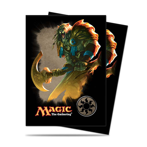 Ultra Pro Card Sleeves - Magic The Gathering: Ajani Planeswalker (80) (NewArrival)