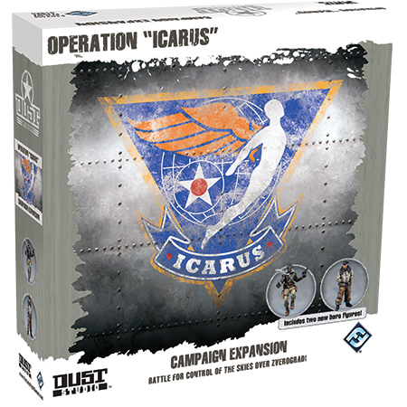 Dust 1947: Operation Icarus (The Drop)