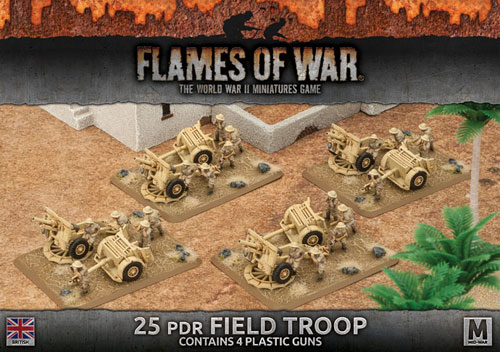 Flames Of War Artillery Template 4th Edition
