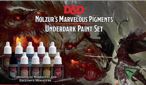 D&D: Adventurers Paint Set   Accessories   Miniature Market