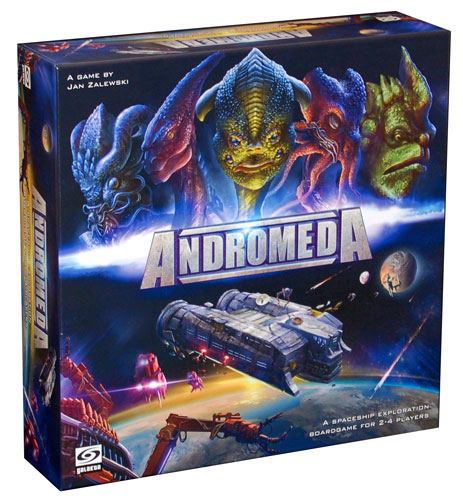 Andromeda (English Edition) (Clearance) (The Drop)
