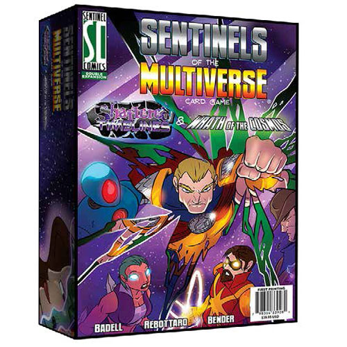 Sentinels of the Multiverse: Enhanced Edition | Board Games