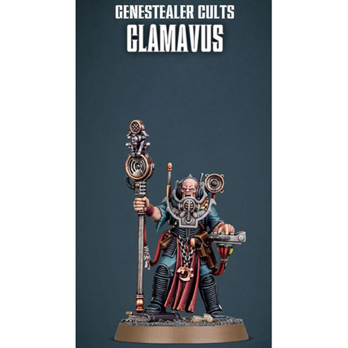 Warhammer 40K: Genestealer Cults - Locus | Table Top Miniatures