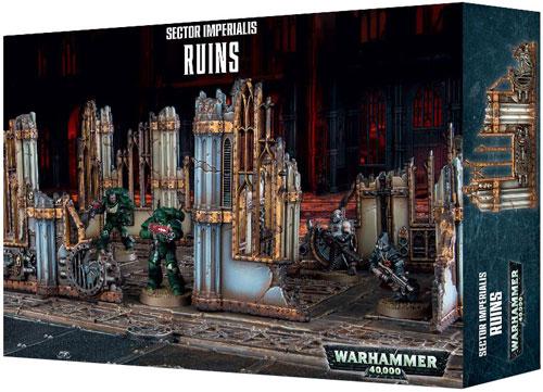 Warhammer 40K: Sector Imperialis - Sanctum | Table Top