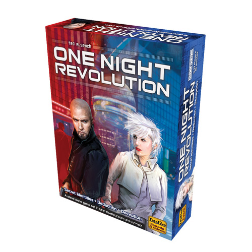 One Night Revolution (The Drop)