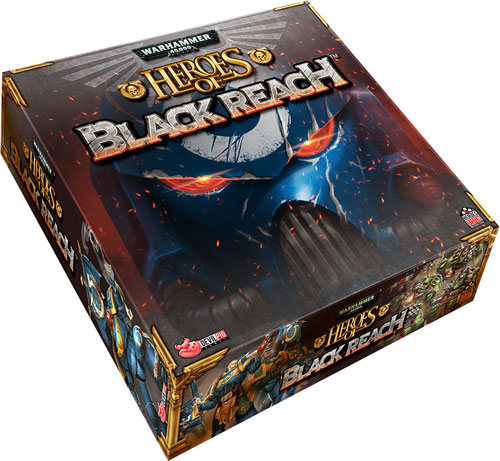 Warhammer 40K: Heroes of Black Reach (The Drop)