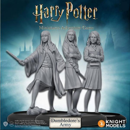 Harry Potter Miniatures Game: Dumbledore's Army Pack (The Drop)