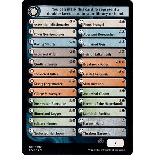 Magic the Gathering: Nicol Bolas, the Ravager Checklist Card - Core