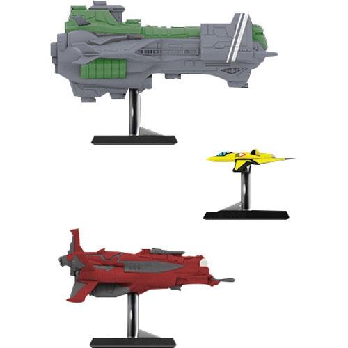 Starfinder RPG Miniatures: Pact Worlds Fleet Set #1 (On Sale) (The Drop)