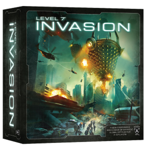 Level 7 [INVASION] (The Drop)