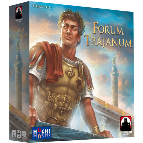 Forum Trajanum (The Drop)