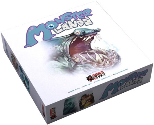 Monster Lands (The Drop)