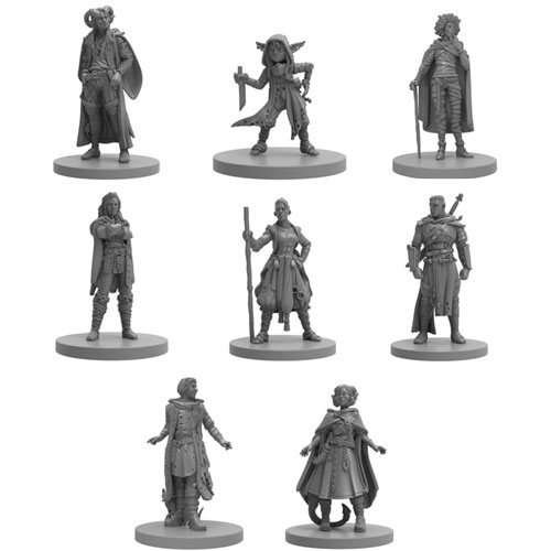 Critical Role Miniatures: Vox Machina | Roleplaying Games
