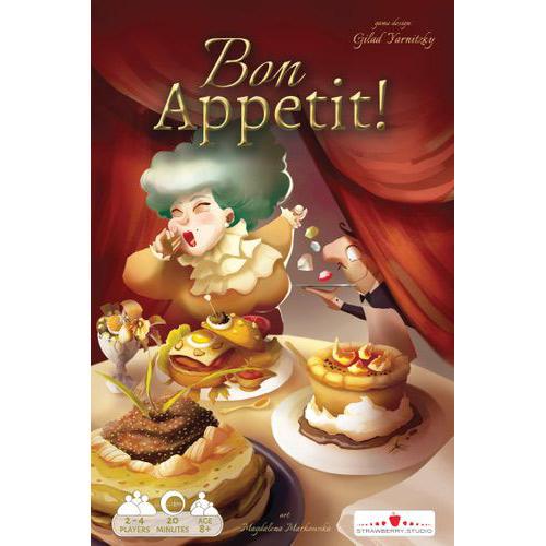 Bon Appetit! (The Drop)