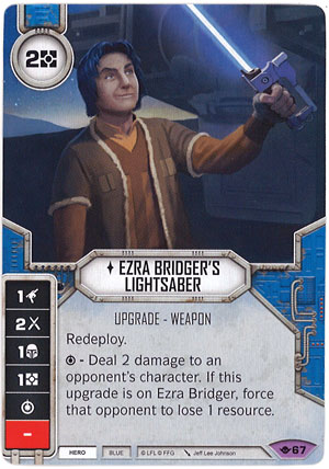 Obi-Wan Kenobi's Lightsaber - Legacies | Board Games | Miniature Market