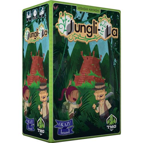Jungli-La (The Drop)