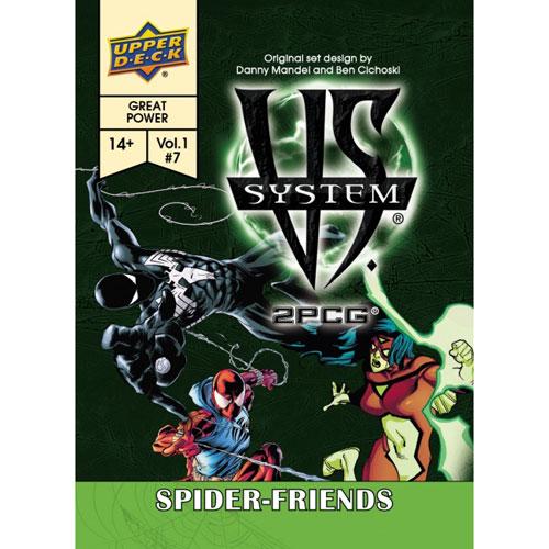 Vs  System 2PCG: Marvel Infinity War - Black Order Expansion