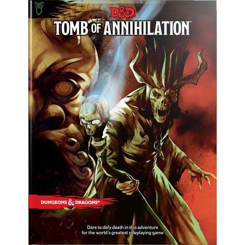 D&D 5th Edition RPG: Tales from the Yawning Portal (Hardcover