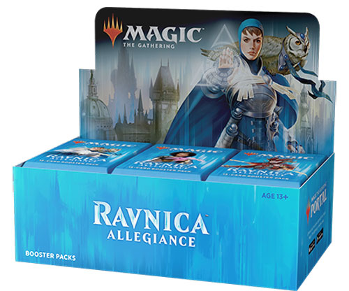 Magic the Gathering: Ravnica Allegiance - Booster Box (New Arrival) (The Drop)