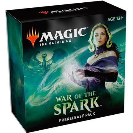Magic the Gathering: War of the Spark - Booster Box | Magic The