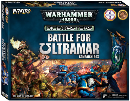 Warhammer 40K Dice Masters: Battle for Ultramar Campaign Box (The Drop)