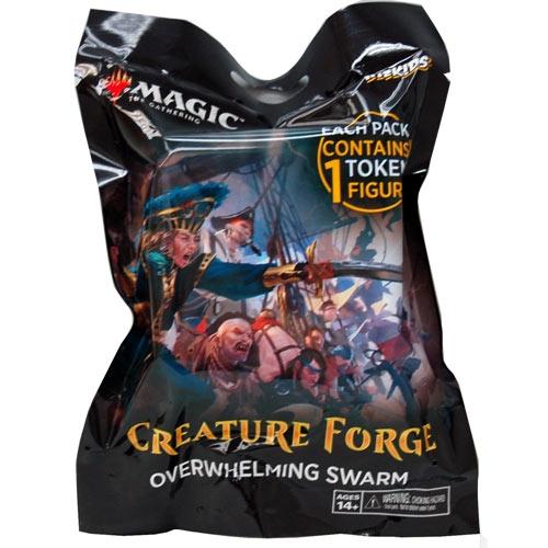 2c378fa98e0c Magic the Gathering  Creature Forge - Overwhelming Swarm Single-Figure Pack