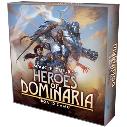 Magic the Gathering: Heroes of Dominaria Board Game Standard Edition (The Drop)