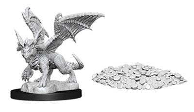 D&D Nolzur's Marvelous Unpainted Miniatures: Blue Dragon