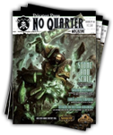 No Quarter Subscription Discounted at Miniature Market