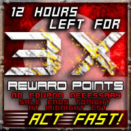 March 15th - 18th 4x Rewards Points at Miniature Market!