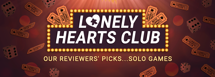 Solo Games for Lonely Hearts | Miniature Market