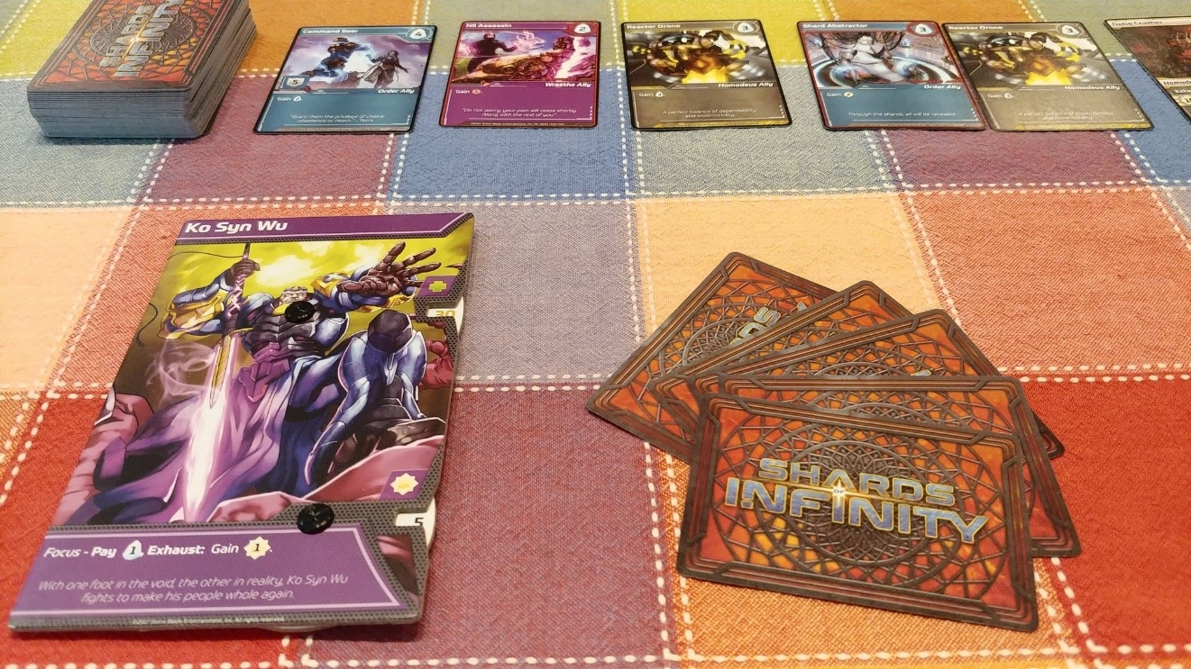 Shard of Infinity Review | Miniature Market