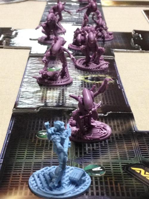 Alien vs Predator: The Hunt Begins (2nd Edition) Review | Miniature
