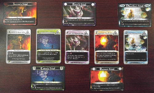 how to play ascension gift of the elements